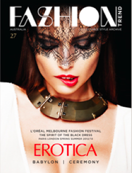 FashionTrend July 2013 cover
