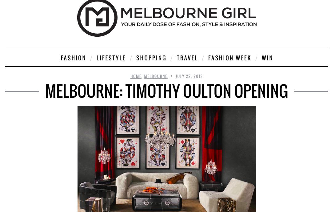 MelbGirl Timothy Oulton 1
