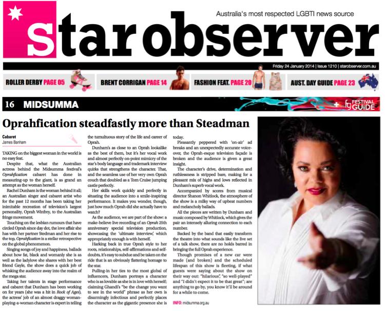 Star Observer article image