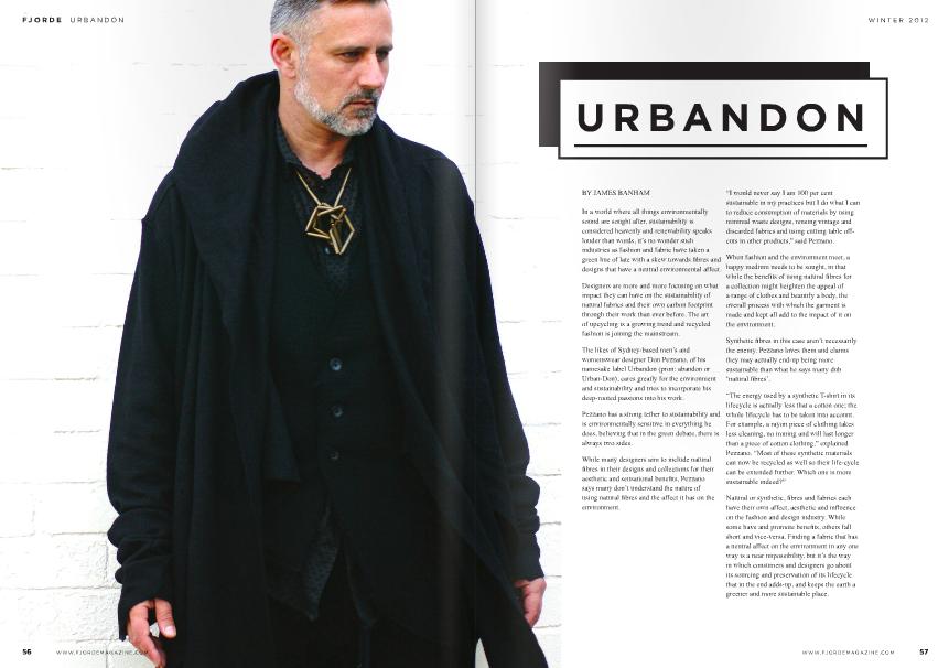 FJORDE Magazine, Issue 10