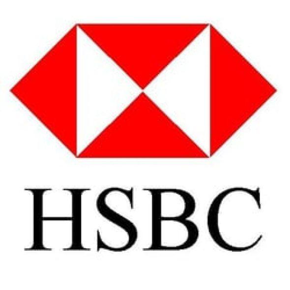 red hsbc logo